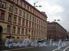 Дома 65 и 63 (левый корпус) по Суворовскому проспекту. Общий вид. Фото 2008 г.