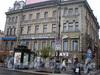 Пр. Чернышевского, д. 22, фрагмент фасада здания. Фото 2008 г.