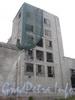 Пр. Энергетиков, д. 8, фрагмент фасада здания. Фото август 2008 г.