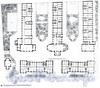 Малый пр. В.О., д. 71 Гаванский рабочий городок. Генеральный план комплекса.