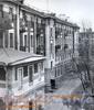 Малый пр. В.О., д. 71 Гаванский рабочий городок. Фрагмент фасада.
