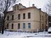 Волковский пр., д. 24. Общий вид здания. Январь 2009 г.
