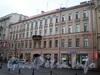 Каменноостровский пр., д. 4. Общий вид здания. Ноябрь 2008 г.