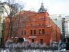 Каменноостровский пр., д. 11. Общий вид здания. Ноябрь 2008 г.