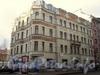 Каменноостровский пр., д. 12. Общий вид здания. Ноябрь 2008 г.