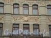 Каменноостровский пр., д. 12. Художественное оформление фасада. Ноябрь 2008 г.