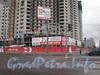 Пр. Энгельса д. 119. Строительство жилого комплекса «Поэма у трех озер» Октябрь 2008 г.
