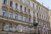 Загородный пр., д. 2. Фрагмент фасада здания.