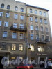 Малодетскосельский пр., д. 38. Фрагмент фасада здания. Ноябрь 2008 г.