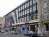 Суворовский пр., д. 35. «Дом быта» на Суворовском пр.е. Сентябрь 2008 г.