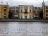 Большой пр., П.С., д. 1 А. Тучков буян. Центральная часть. Вид с набережной Адмирала Макарова. Фото октябрь 2008 г.