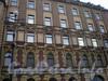Невский пр., д. 153. Фрагмент фасада здания. Октябрь 2008 г.