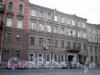 Троицкий проспект, д. 12. Фасад здания. Ноябрь 2008 г.