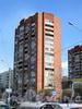 Пр. Энгельса д. 149, к. 1. Общий вид здания. Март 2009 г.