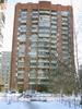 Пр. Энгельса д. 149, к. 2. Общий вид жилого дома. Март 2009 г.