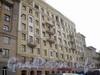 Пр. Энгельса д. 19. Фасад здания. Сентябрь 2008 г.