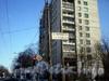Институтский пр., д. 9. Общий вид жилого дома. Март 2009 г.