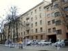 Бол. Сампсониевский пр., д. 96. Фасад здания. Апрель 2009 г.