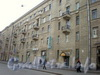 Бол. Сампсониевский пр., д. 92. Фрагмент фасада здания. Апрель 2009 г.