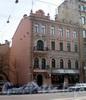 Суворовский пр., д. 53. Общий вид здания. Апрель 2009 г.