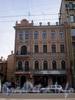 Суворовский пр., д. 53. Фасад здания. Апрель 2009 г.