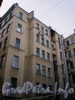 Суворовский пр., д. 51/Заячий пер., д.2. Вид здания со двора. Апрель 2009 г.