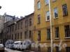 Суворовский пр., д. 55. Вид со двора. Апрель 2009 г.