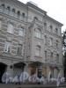 Суворовский пр., д. 33. Фрагмент фасада здания. Сентябрь 2008 г.