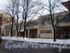 Бол. Сампсониевский пр., д. 45. Фасад здания. Февраль 2009 г.
