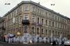 Московский пр., д. 39/ 5-я Красноармейская ул., д. 2. Общий вид здания. Октябрь 2008 г.