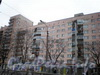 Ленинский пр., д. 147. Фрагмент фасада здания. Март 2009 г.
