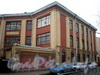 Средний пр., д. 2. Фрагмент фасада здания. Октябрь 2008 г.