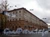 Пр. Энгельса, д. 41/Дрезденская ул., д. 1. Общий вид здания. Октябрь 2008 г.