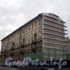 Пр. Добролюбова, д. 2. Общий вид здания. Сентябрь 2008 г.