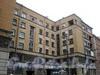 Невский пр., д. 141. Фасад здания. Ноябрь 2008 г.