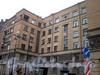 Невский пр., д. 141. Фасад здания. Октябрь 2008 г.