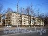 Пр. Космонавтов, д. 21, к. 1. Общий вид жилого дома. Апрель 2009 г.
