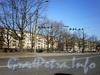 Дома 23, к. 1 и 21, к. 1 по пр.у Космонавтов. Апрель 2009 г.