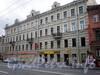 Лермонтовский пр., д. 55. Фасад по Лермонтовскому проспекту Фото июль 2009 г.