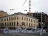 Пр. Чернышевского, д. 4 / Шпалерная ул., д. 37. Общий вид здания. Фото март 2009 г.