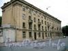 Измайловский пр., д. 11 / 8-ая Красноармейская ул., д. 1. Фасад здания по 8-ой Красноармейской улице. Фото июль 2009 г.