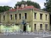 Рижский пр., д. 21, лит. К. Елизаветинская детская больница. Станция скорой помощи. Общий вид здания. Фото июль 2009 г.