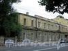 Рижский пр., д. 21. Здание амбулатории при Елизаветинской детской больнице. Фасад здания. Фото июль 2009 г.