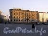Вознесенский пр., д. 3. Фасад по набережной реки Мойки.
