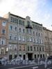 Пр. Римского-Корсакова, д. 75. Фасад здания. Фото август 2009 г.