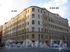 Пр. Римского-Корсакова, д. 83-85 / ул. Володи Ермака, д. 10. Общий вид здания. Фото август 2009 г.