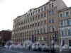 Пр. Римского-Корсакова, д. 83-85 / ул. Володи Ермака, д. 10. Фасад по проспекту. Фото август 2009 г