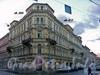 Вознесенский пр., д. 30 / Гражданская ул., д. 27. Бывший доходный дом. Общий вид здания. Фото 2006 года.