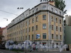 Английский пр., д. 35 / наб. канала Грибоедова, д. 154. Общий вид здания. Фото август 2009 г.