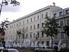 Английский пр., д. 42 / наб. канала Грибоедова, д. 152. Фасад здания по проспекту. Фото август 2009 г.